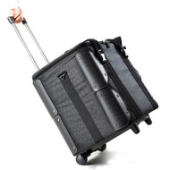 Godox CB-10 Trolley / Carry Bag with Wheels for LED1000 LED Light (57 x 53 x 38 cm , Hold up to 3 LED Lights)
