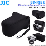 JC OC-F3BK Camera Pouch for Mirrorless Camera (127 x 85 x 173mm)
