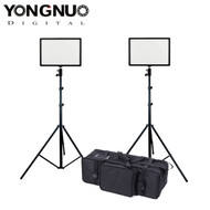 Yongnuo YN256 Soft Pad Video LED Light Kit (3200-5500K)