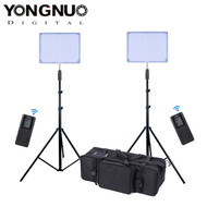 Yongnuo YN600 RGB LED Light Kit (3200-5500K , Ultra-thin)