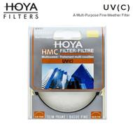 Hoya 40.5mm HMC UV (C) UV Filter (Multicoated)