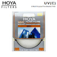 Hoya 55mm HMC UV (C) UV Filter (Multicoated)