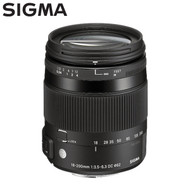 Sigma 18-200mm f/3.5 - 6.3 DC Macro OS HSM Lens  for Canon (Contemporary)