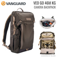 Vanguard Veo GO 46M KG Camera Backpack (Khaki Green) V247205