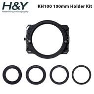 H&Y Filter KH100 100mm K-Series Magnetic Square Filter Holder Kit