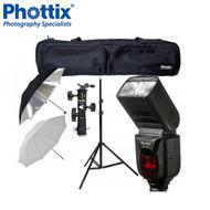 Phottix Mitros+ TTL HSS Transceiver Flash Kit for Canon *CLEARANCE SALE*
