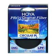 Hoya 62mm Pro 1 CPL Filter