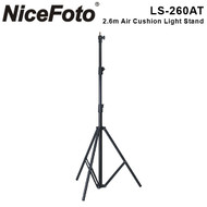 Nicefoto LS-260AT 2.6m Aluminium Air Cushion Light Stand (Max Load 6 kg , 3 section)