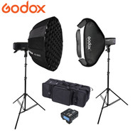 Godox AD200Pro +AD400Pro Portable Flash Kit