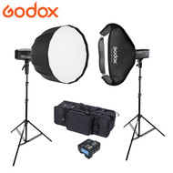 Godox AD200Pro +AD600B Portable Flash Kit