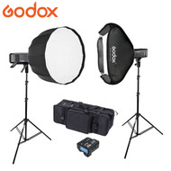 Godox AD200Pro +AD600Pro Portable Flash Kit