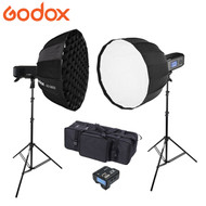 Godox AD400Pro +AD600Pro Portable Flash Kit