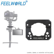 Feelworld Clamp Mounting Plate for Ronin S & Crane 2