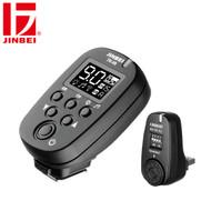 Jinbei TR-V6 2.4GHz Wireless Transmitter with USB Receiver Set