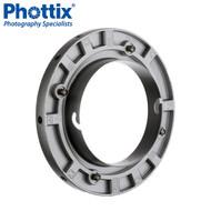 Phottix 144mm Speed Ring for Elinchrom (8 Holes) #826019  *CLEARANCE SALE*