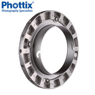 Phottix 144mm Speed Ring for Elinchrom (16 Holes) #825913  *CLEARANCE SALE*