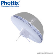 "Phottix Premio Soft White Diffuser for 85cm / 33"" Reflective Umbrella #853756  *CLEARANCE SALE*"