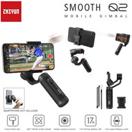 Zhiyun Smooth Q2  3-Axis Compact Handheld Gimbal Stabilizer for Smartphone ( Payload 260g)