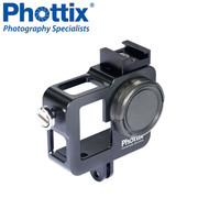 Phottix Cage for GoPro Hero 3, Hero 3+ , Hero 4 #99793 *CLEARANCE SALE*