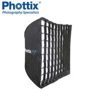 Phottix 70 x 70cm Pro Easy Up HD Umbrella Softbox with Grid #824923 *CLEARANCE SALE*