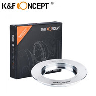 K&F Concept KF06.148 Lens Adapter for M42 Lenses to Canon EF Mount Camera