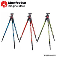 Manfrotto OFF ROAD Ultra Lightweight Aluminium 4-section Tripod with Ball Head (Max Load 2.5kg)