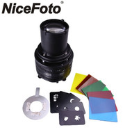 Nicefoto SN-06 Optical Spot Kit (Bowens Mount)