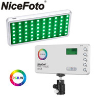 Nicefoto TC-168 RGB Pocket LED Light (2800-9900K) #640183