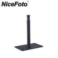 Nicefoto T-160 Background Lighting Support T-bracket Wall holder (Large , 15cm Tall)