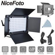 Nicefoto LED-880A 50W Pro Video LED Light (3200-6500K)