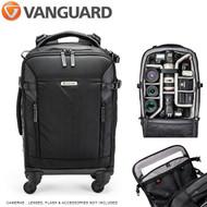 Vanguard VEO Select 55 BT BK Roller / Trolley Backpack Bag (Black , V248523)