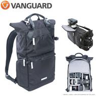 Vanguard Veo Flex 47M Slim Rolltop Backpack (Black) V247564