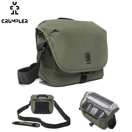 Crumpler Triple A 3800 Camera Sling Shoulder Bag (Tactical Green)