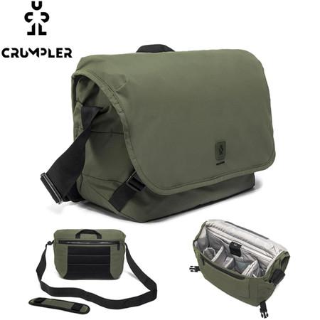 Crumpler Triple A 8000 Camera Sling Shoulder Bag (Tactical Green)