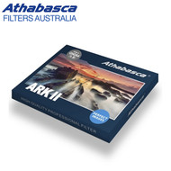 Athabasca ARKII 100 x 150mm GND64 (1.8) Soft Graduated Neutral Density Square Filter (German Schott optical glass)