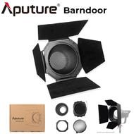 Aputure Barndoor with Gel Holder for LS 120 & LS 300 LED Lights (S-Type Mount)