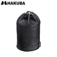 Hakuba KLP-CLS1115 Classic Lens Pouch 110-150 (Black , 130 x 210 mm)