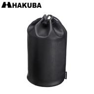 Hakuba KLP-CLS1219 Classic Lens Pouch 120-190 (Black , 140 x 260 mm)