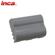 Inca EN-EL3E Rechargeable Battery for Nikon EN-EL3E (7.4V , 1800mAh , 13.3Wh)