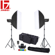 Jinbei 2 x DPEII-400 Flash Lighting Kit