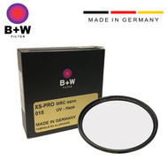 B+W 52mm XS-Pro UV Haze MRC Nano Filter (010M) #1066117