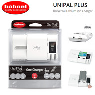 Hahnel UniPal Plus LCD Universal Li-ion Battery Charger for NP-F , AA / AAA Battery