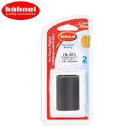 Hahnel HL-511 Rechargeable Li-ion Battery for Canon BP-511 (1500mAh , 7.4V)