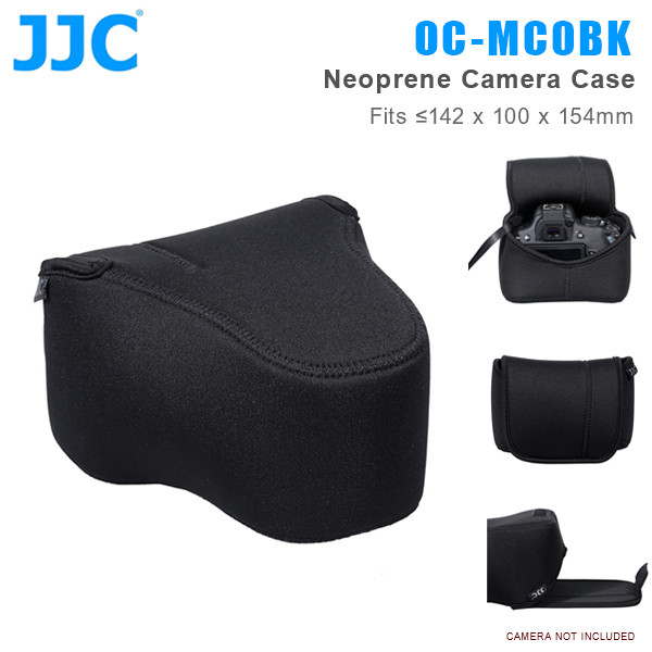 JJC L JN-L Neoprene Lens Bag See Description for Compatibility