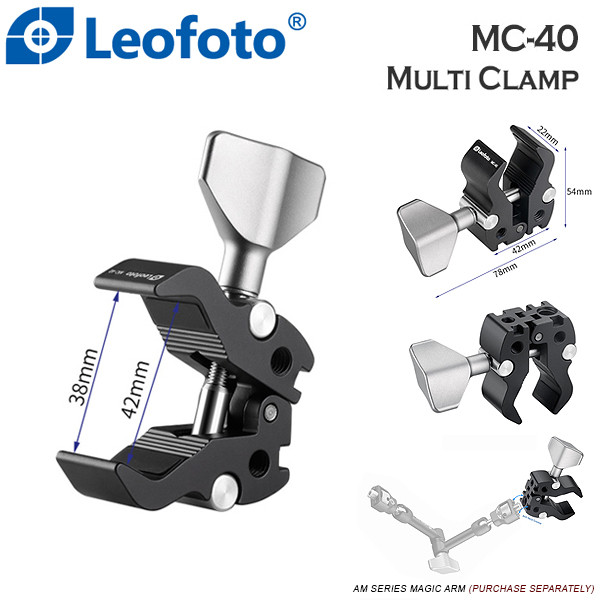 Mini Adaptor Ceiling Clamp Partitioning Clamping Handy Clamp