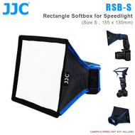 JJC RSB-S Rectangle Softbox for Speedlight (Size S , 155 x 130mm)