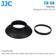 JJC EN-5K Eyecup for Nikon D850, D810A, D810, D800E, D800 (Replaces Nikon DK-19)