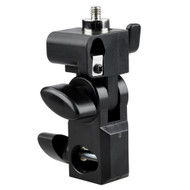 "Godox AD-E2 Speedlight Bracket Umbrella Flash Holder for AD200Pro (1/4"" Screw)"