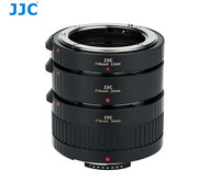 JJC AET-NSII 3 Ring Auto-Focus AF Macro Extension Tube for Nikon F mount