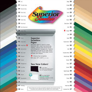 Superior 1.35m x 11m Seamless Background Paper Roll (Half-width , Made in USA)